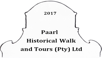 Paarl Historical Walk & Tours